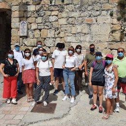 Visita dentro del programa 'Viajero, yo te enseñaré Segovia'.