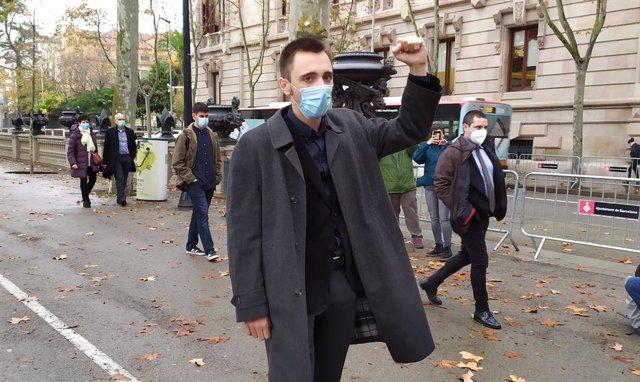 Archivo - Arxiu - El militant de la Forja i la CUP Marcel Vivet