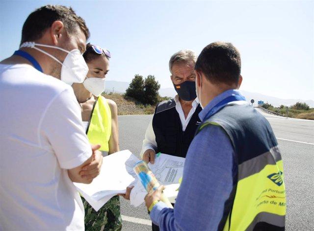 El puerto de Motril (Granada) inicia las obras de un vial directo desde la autovía para mercancías de grandes dimensiones.