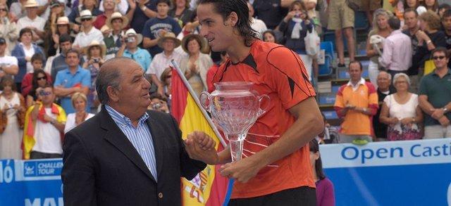Feliciano López encabeza en 2021 el cartel del torneo Villa de El Espinar, que ganó en la edición de 2009.