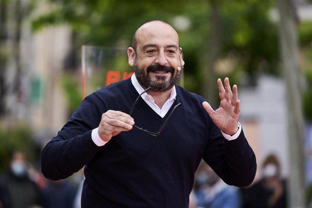 Archivo - El eurodiputado de Ciudadanos Jordi Cañas.