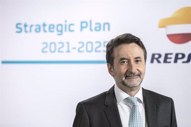 Archivo - El CEO de Repsol, Josu Jon Imaz