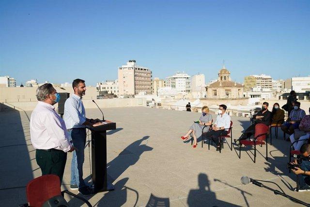 Presentación del Festival de Flamenco de Almería