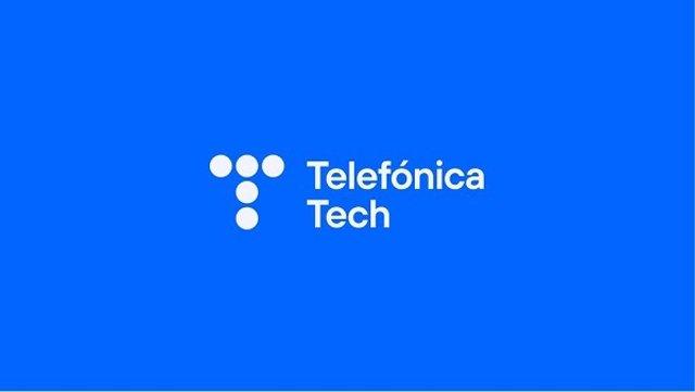 Logo de Telefónica Tech