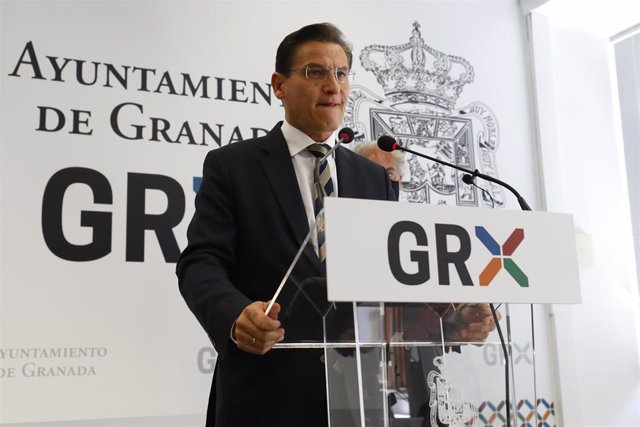 El exalcalde de Granada, Luis Salvador, en una foto de archivo.
