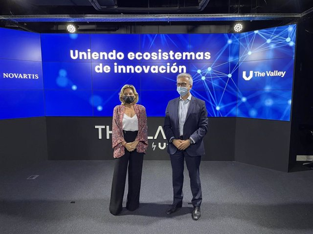 Novartis alcanza un acuerdo con The Valley para seguir impulsando la transformación digital
