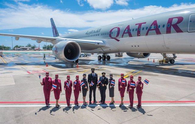 Qatar Airways reanuda sus vuelos a Phuket tras la reapertura al turismo internacional