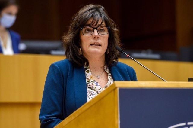 Archivo - La eurodiputada socilista Isabel García