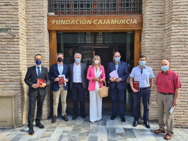 Presentación del informe sobre 'La Empresa Familiar en la Región de Murcia, evolución 2017-2019'