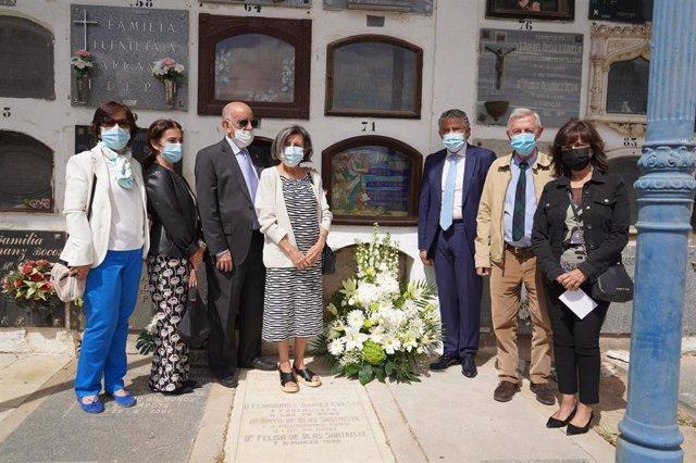 Homenaje a José Rodao.