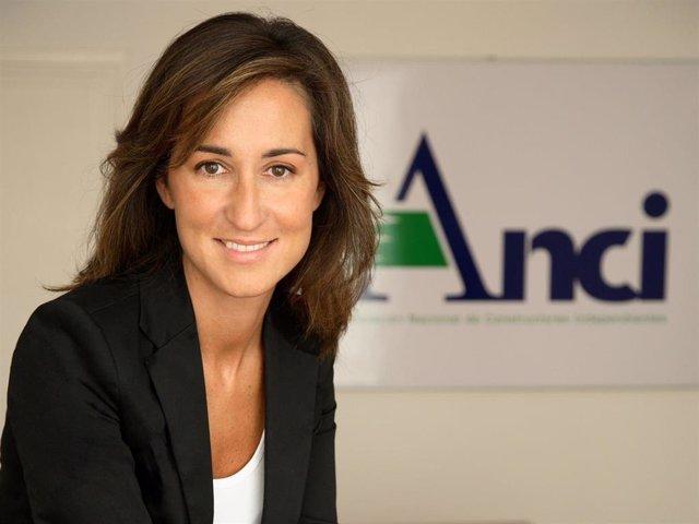 Archivo - Concha Santos, presidenta de Anci