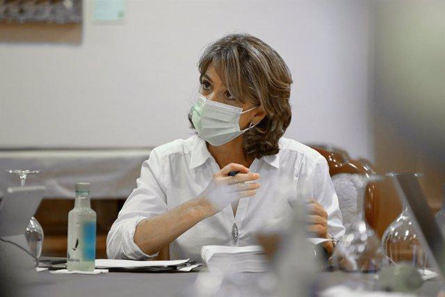 Arxiu - La fiscal general de l'Estat, Dolores Delgado