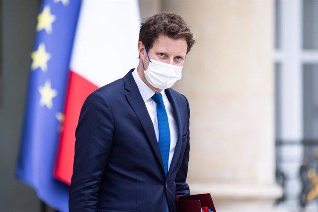 Clement Beaune, secretario de Estado de Asuntos Europeos de Francia