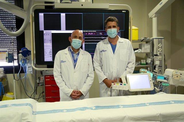 Dr. Alejandro Tomasello i Dr. Marc Ribó