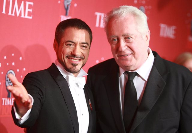"Archivo - Emotiva carta de despedida de Robert Downey Jr a su padre, Robert Downey Sr: ""Era un cineasta disidente de verdad"""
