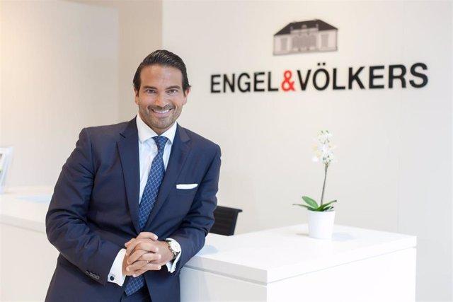 Archivo - Juan-Galo Macià, consejero delegado de Engel & Völkers para España, Portugal y Andorra.