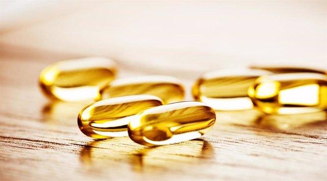 Archivo - Suplementos de omega 3.