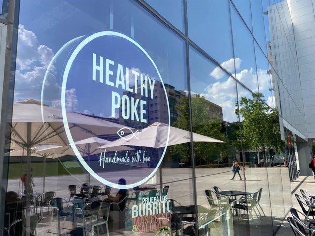 GO fit inaugura una nueva experiencia gastronómica junto a Healthy Poke.
