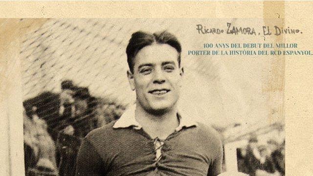 Archivo - Arxiu - Una fotografia de Ricardo Zamora