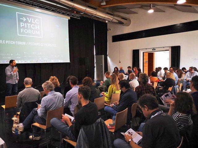 VLC Pitch Forum celebra este año su tercera edición del 23 al 5 de noviembre de 2021