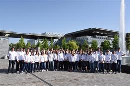 España competirá en Tokyo 2020 con 57 deportistas que se han beneficiado del programa Podium de Telefónica.