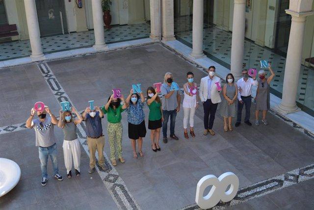 Impulsan en Granada un proyecto piloto para prevenir el abandono escolar y el desempleo