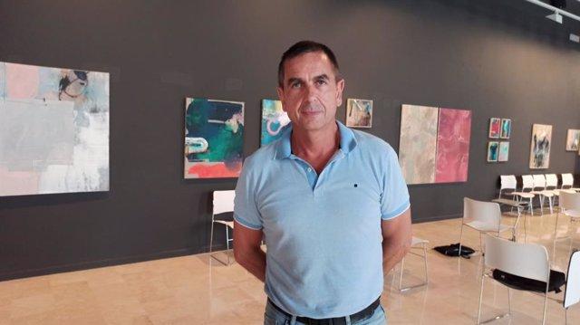 Pedro Ángel Bernaola, catedrático de Física Aplicada de la Universidad de Málaga.