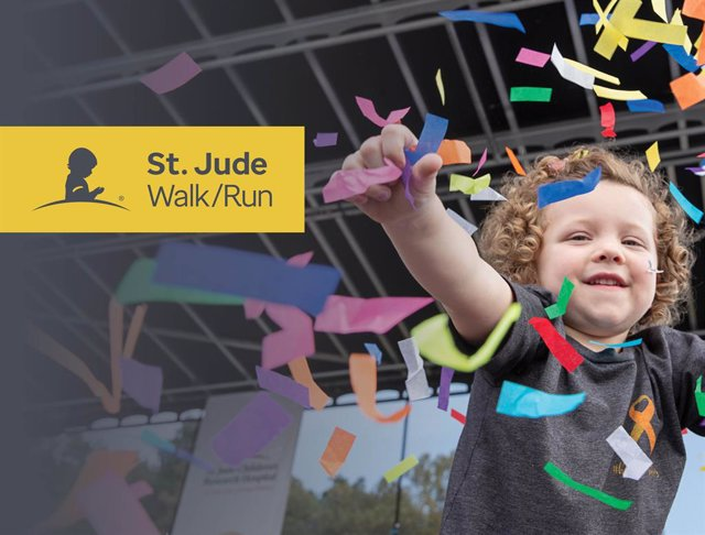 For the fifth year in a row, AIT Worldwide Logistics is supporting St. Jude Children's Research Hospital as a multi-market team for the charitable organization's annual Walk/Run fundraising events around the world.
