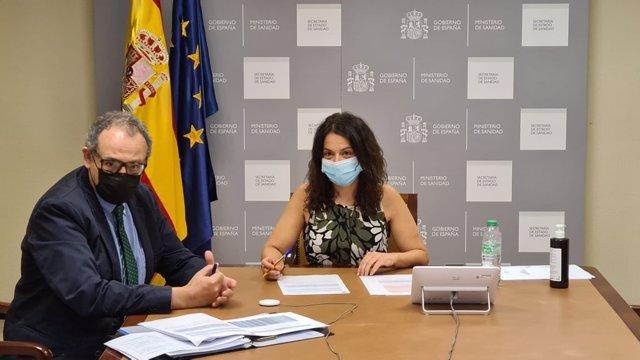 Sanidad y las CCAA acuerdan la distribución de 9,5 millones de euros para políticas sobre adicciones