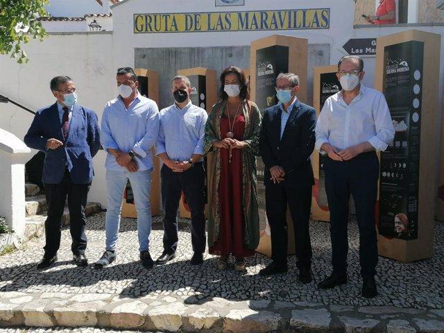 Presentan el proyecto 'Cielos de Sierra Morena'.
