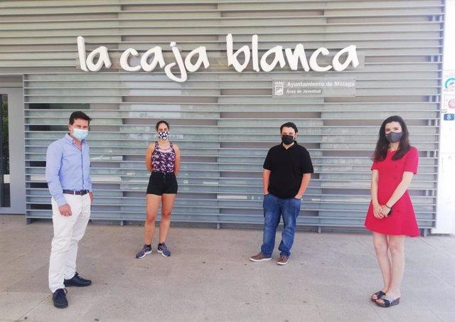 Javier Aranda Segado e Isabel Rosado Prieto representarán a Málaga en la XIX Bienal de Jóvenes Creadores de Europa y el Mediterráneo, que se desarrolla hasta el 10 de julio en San Marino
