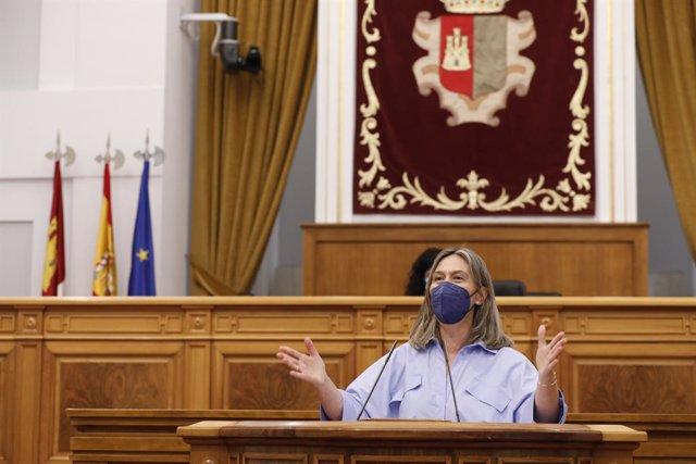 La diputada del PP Ana Guarinos en las Cortes