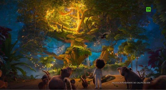 Tráiler de Encanto: Toda la magia y la belleza de Colombia en lo nuevo de Disney