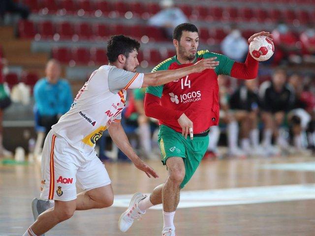 Los Hispanos ceden el primer asalto ante Portugal en el camino a los Juegos
