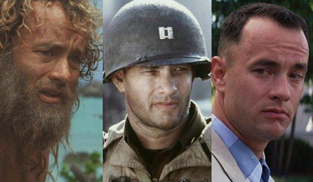 Tom Hanks, su carrera en 10 películas