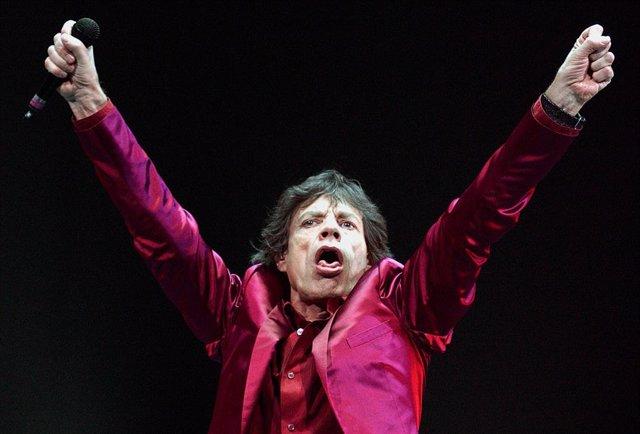 Archivo - Mick Jagger, en Boston