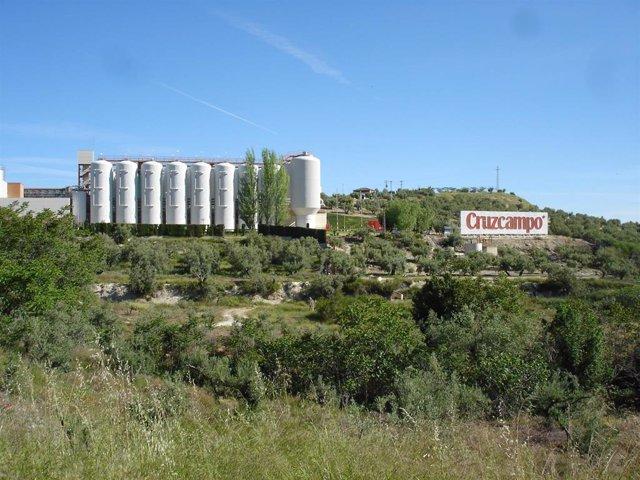Fábrica de Heineken España en Jaén