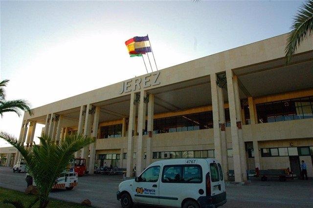 Archivo - Aeropuerto de Jerez