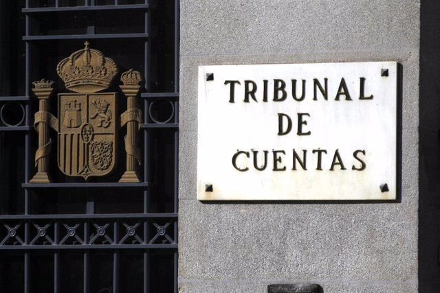 Archivo - Arxiu - Façana del Tribunal de Comptes