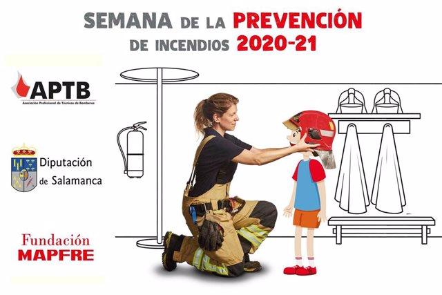 Archivo - La Diputación de Salamanca informará a los escolares sobre conductas que evitan incendios