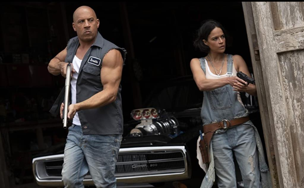 Fast and Furious 9 continues unstoppable and exceeds 4 million euros at the Spanish box office