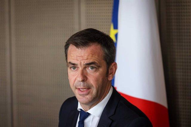 Olivier Véran, ministro de Sanidad de Francia