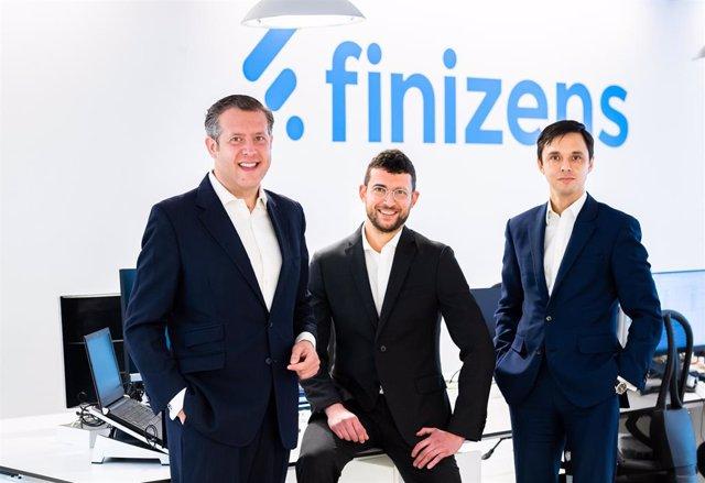 Archivo - Equipo de Finizens