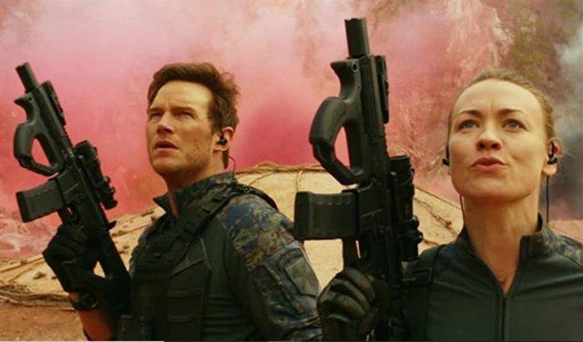 La secuela de La guerra del mañana ya está en marcha con Chris Pratt