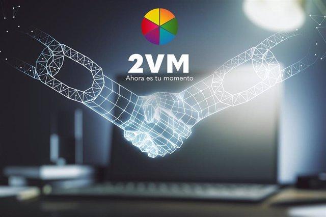 La agencia 2VM comienza a firmar sus contrato en Blockchain