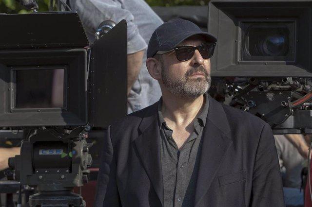 Archivo - El director de cine Alfonso Albacete.