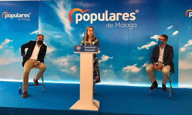 La vicepresidenta segunda del Congreso de los Diputados y vicesecretaria de Política Social del PP, Ana Pastor.