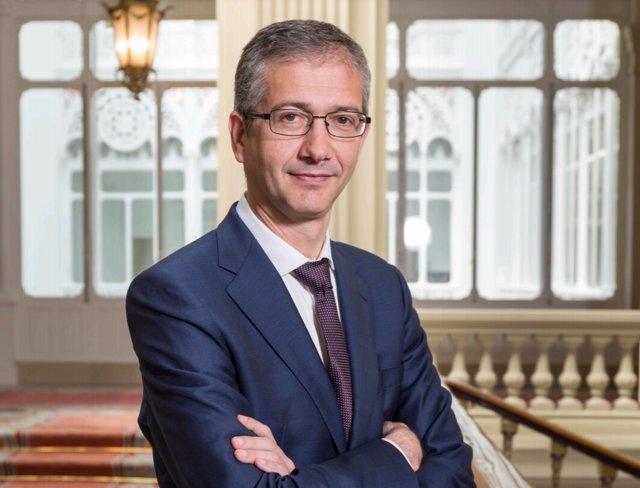 Archivo - Arxivo - El governador del Banc d'Espanya, Pablo Hernández de Cos.