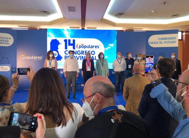 XIV Congreso del PP de Palencia.