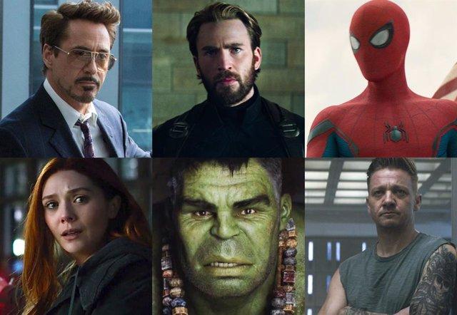 Los Vengadores tras los acontecimientos de Civil War